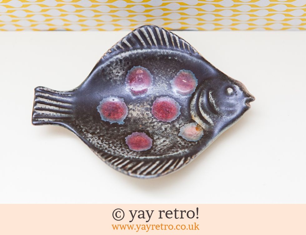 Lovely Studio Pottery Fish (£14.75)