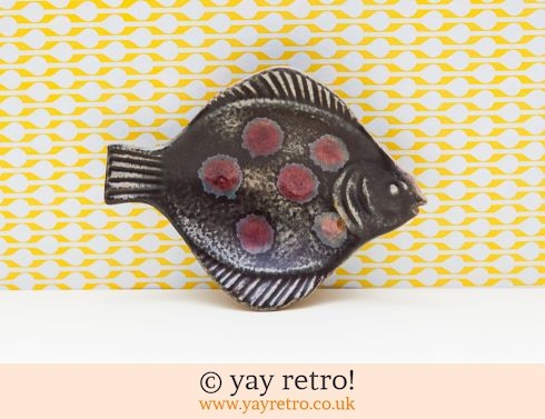 0: Lovely Studio Pottery Fish (£11.00)