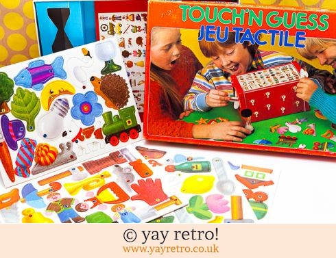 0: As New Vintage Touch 'n' Guess Game (£9.50)