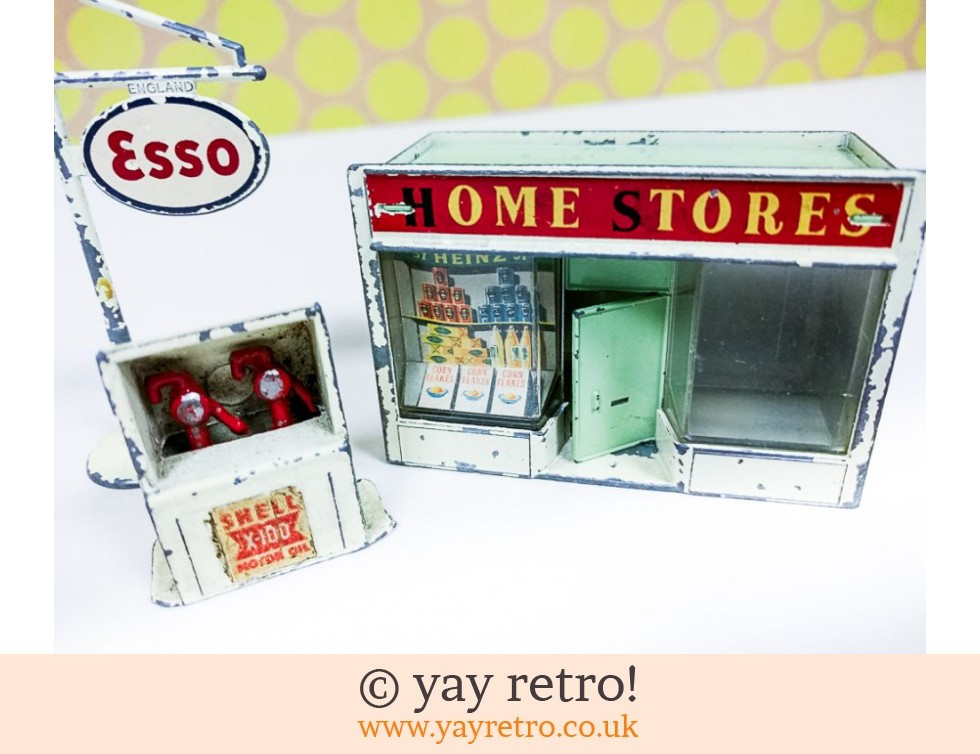 Lesney Matchbox shop accessory pack no. A5 Home Stores (£20.00)