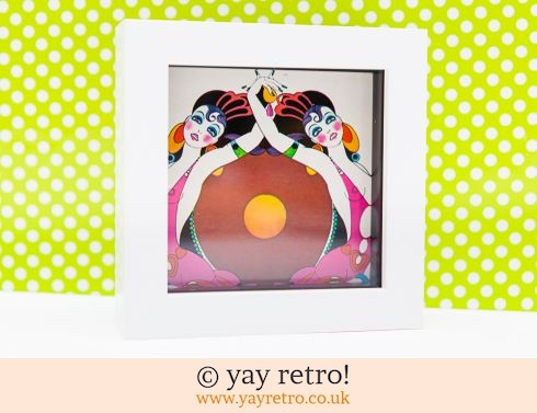 0: Framed 1971 Dancers  4 x 4 (£6.25)