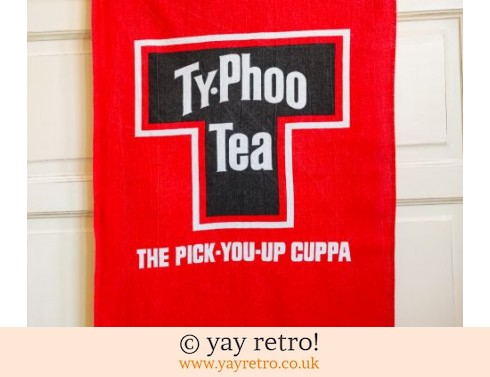 0: Typhoo Tea Towel (£3.00)