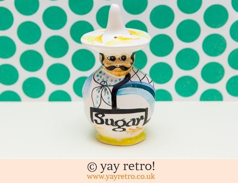 159: Toni Raymond Mexican Guy Sugar Shaker (£10.70)