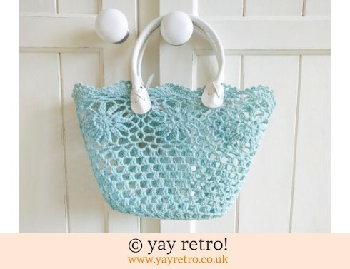 0: Cute Crochet Handbag (£7.50)