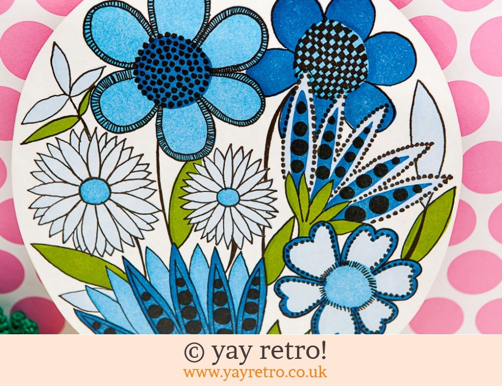 Flower Power Chopping Board (£24.50)