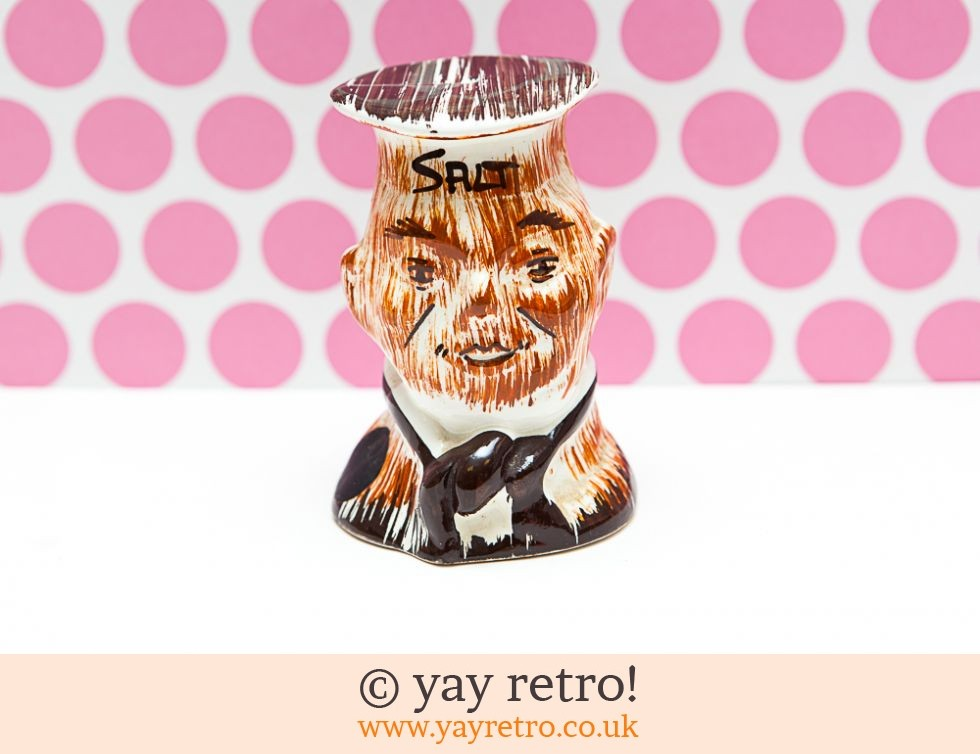 Jolly Sailor 'Face' Salt Shaker Large (£4.00)