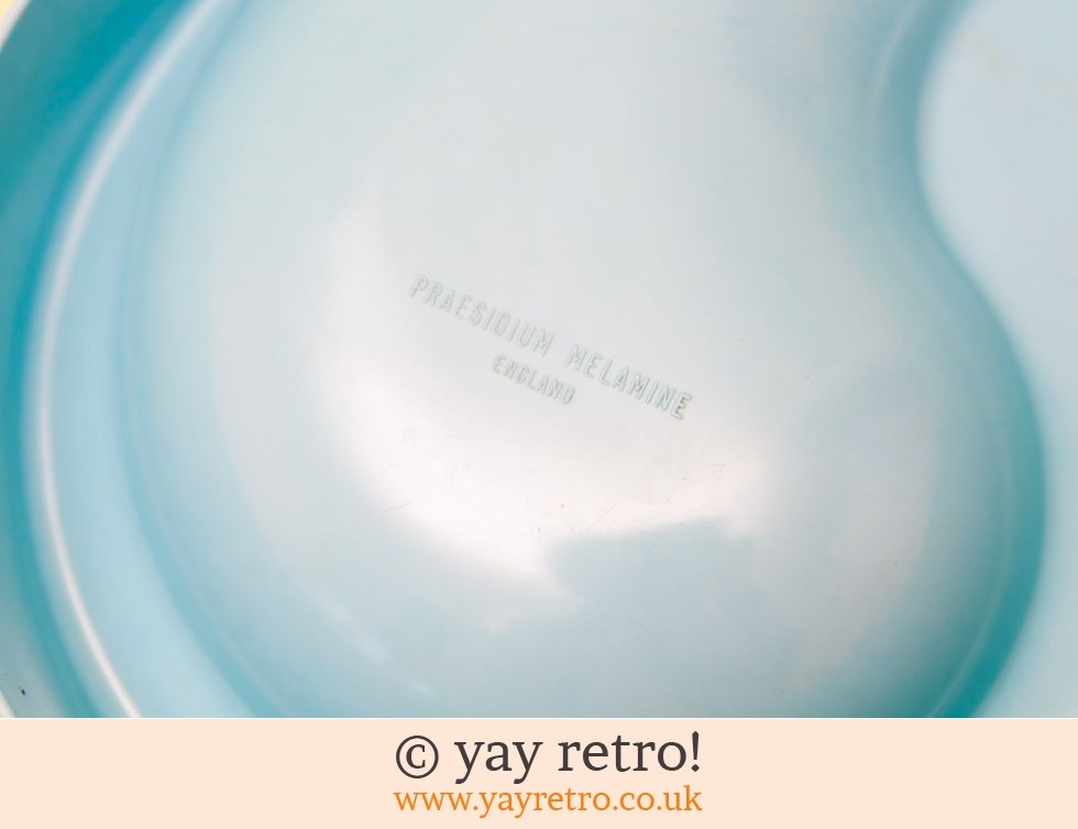 Rare Large Melamine Babycham Dish / Ashtray (£28.00)