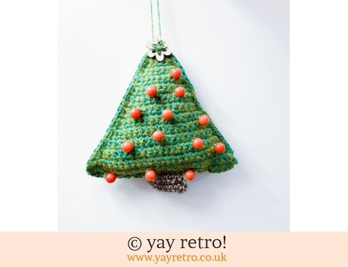 Christmas Tree Decorations x 3 (£18.00)