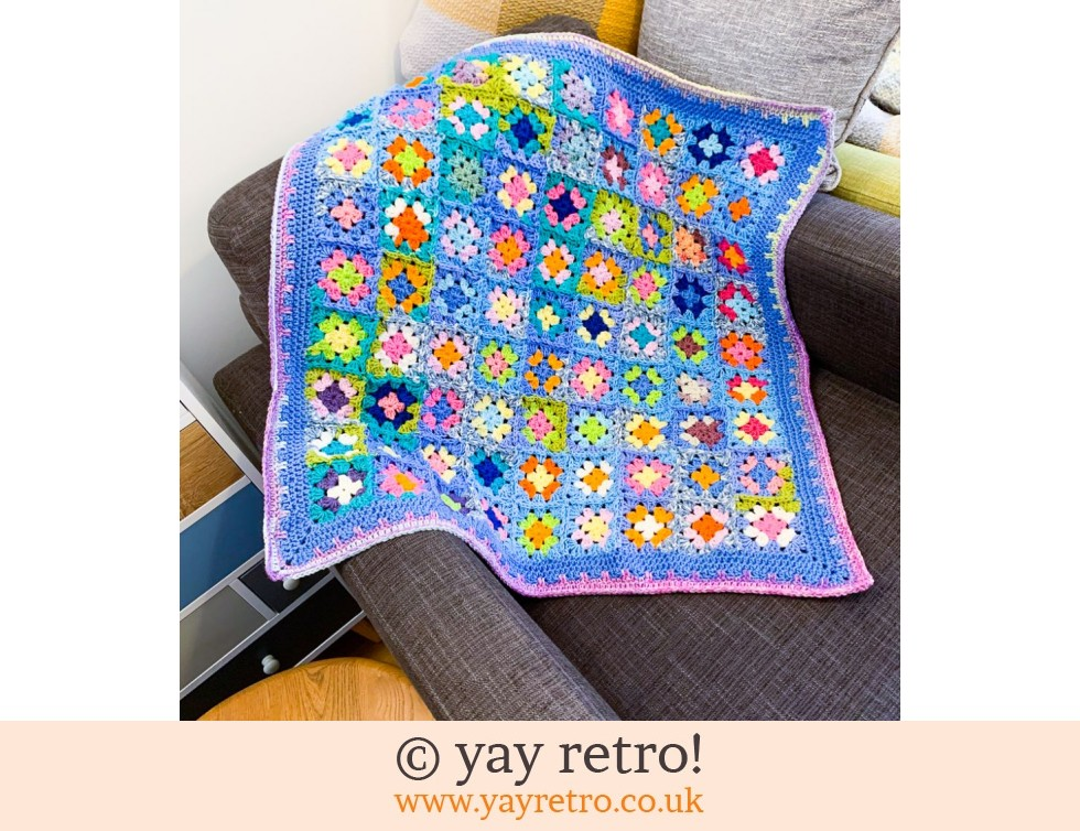 Squishtastic Crochet Throw (£33.50)