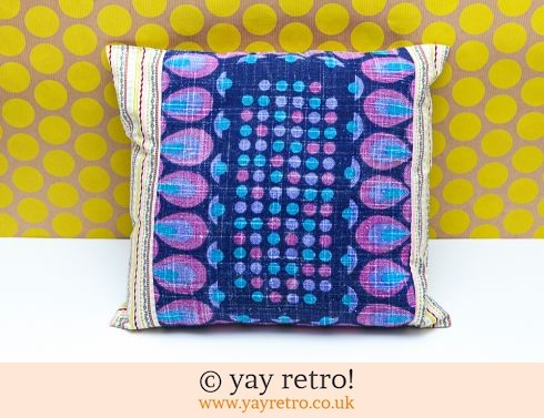 0: Purple Scandi Scatter Cushion (£11.00)