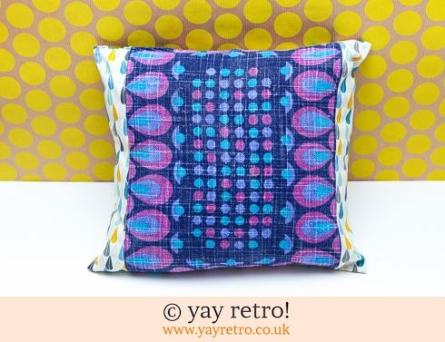 0: Scandi Scatter Cushion Purple (£10.00)