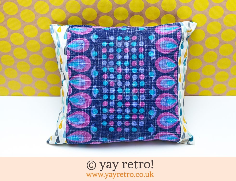 Scandi Scatter Cushion Purple (£10.00)