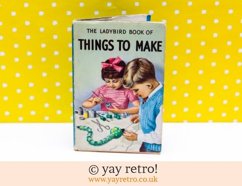 286: Vintage Things to Make Book (£3.00)