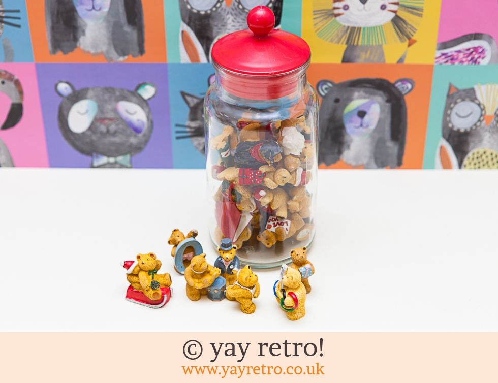 Sweetie Jar Full of Teddies!! (£8.95)