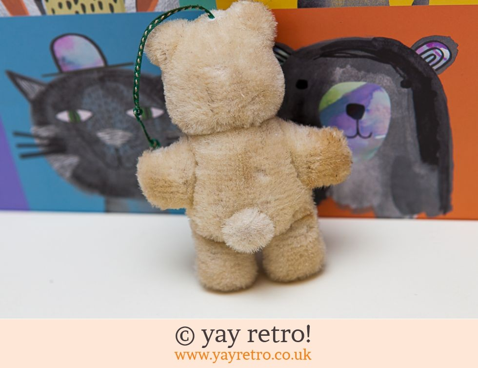 Vintage Toy Teddy Bear (£7.50)