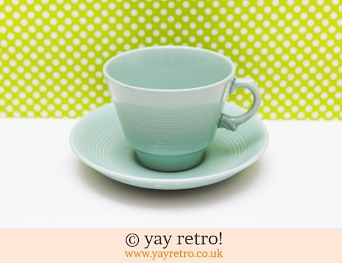 0: XL Beryl Breakfast Cup & Saucer (£4.50)