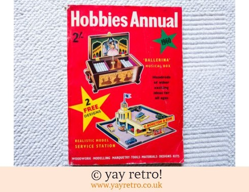 0: 1960 Hobbies Annual - Illustrations Galore! (£4.00)