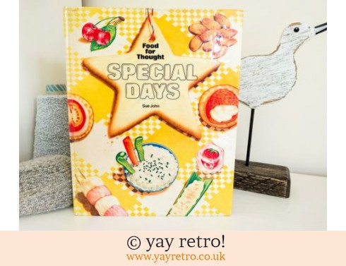 0: Food for Though Special Days Cookbook 1982 (£4.00)