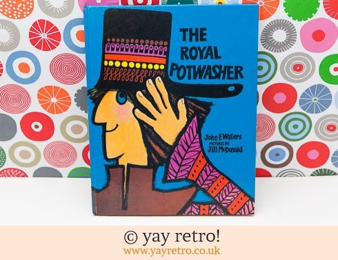 594: The Royal Potwasher Book 1972 (£10.00)