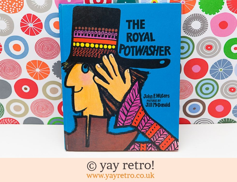 The Royal Potwasher Book 1972 (£10.00)