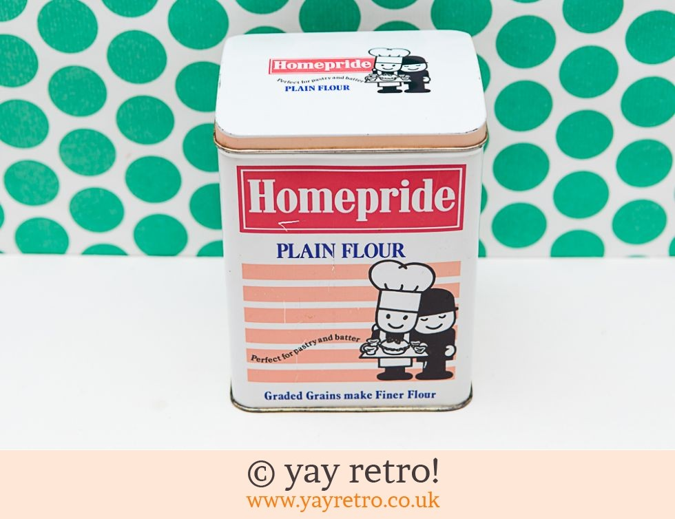 Homepride: Homepride Fred Flour Tin - Collectable (£14.00)