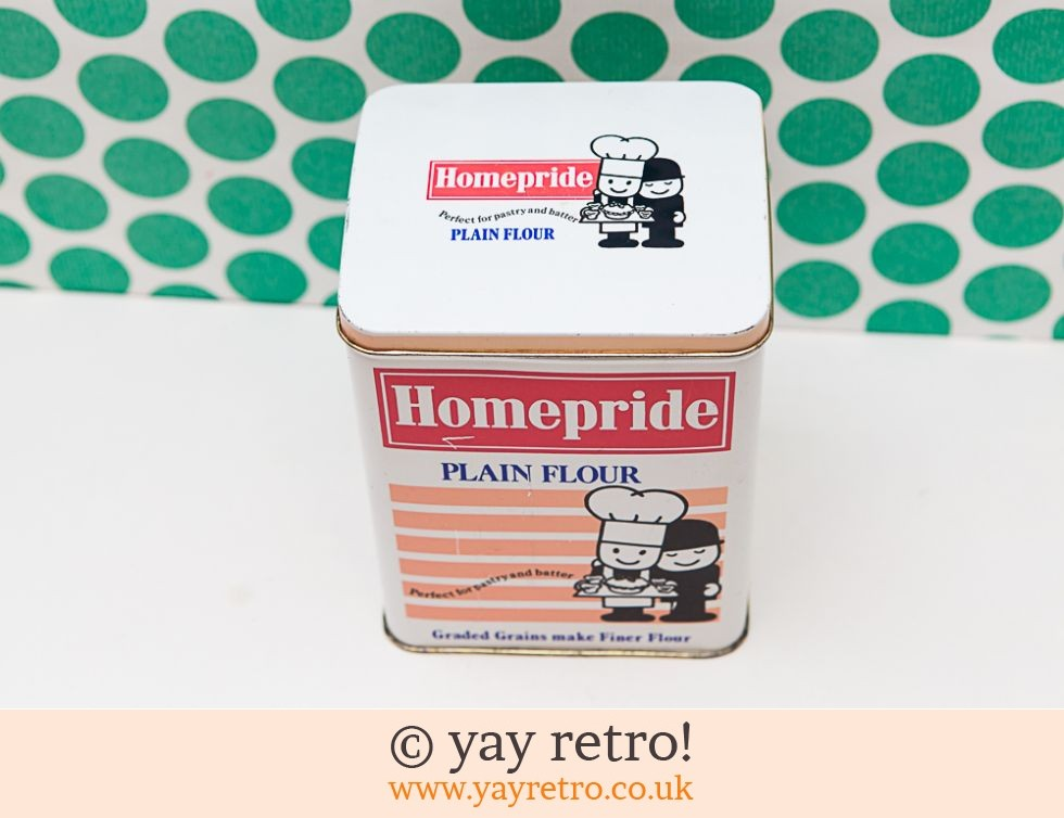 Homepride Fred Flour Tin - Collectable (£14.00)
