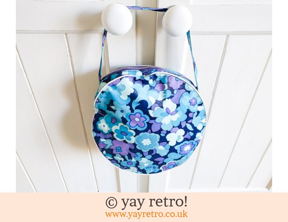 Vintage Flower Power Makeup Bag (£12.50)