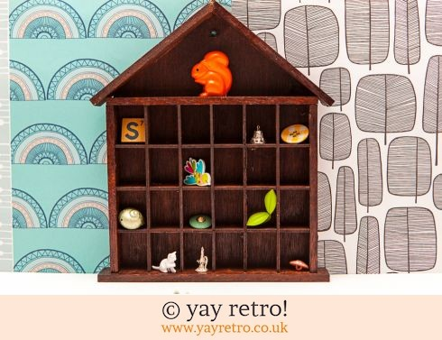 0: House Shaped Collectable Shelf (£15.75)