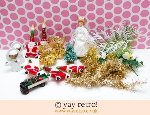 0: Vintage Christmas Joblot (£20.00)