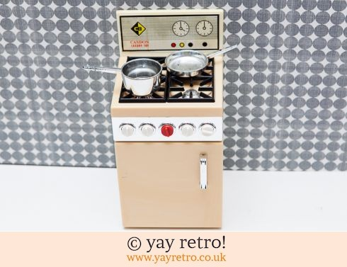 693: Vintage Casdon Junior Cooker - Rare (£20.00)