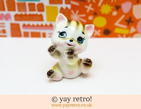 0: 1960s Kitsch Cat (£12.00)