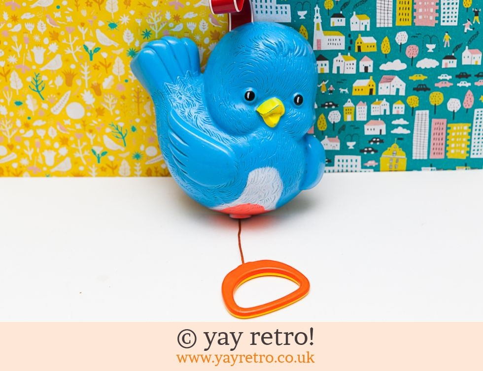 Fisher Price: Fisher Price Bluebird 1968 (£17.00)