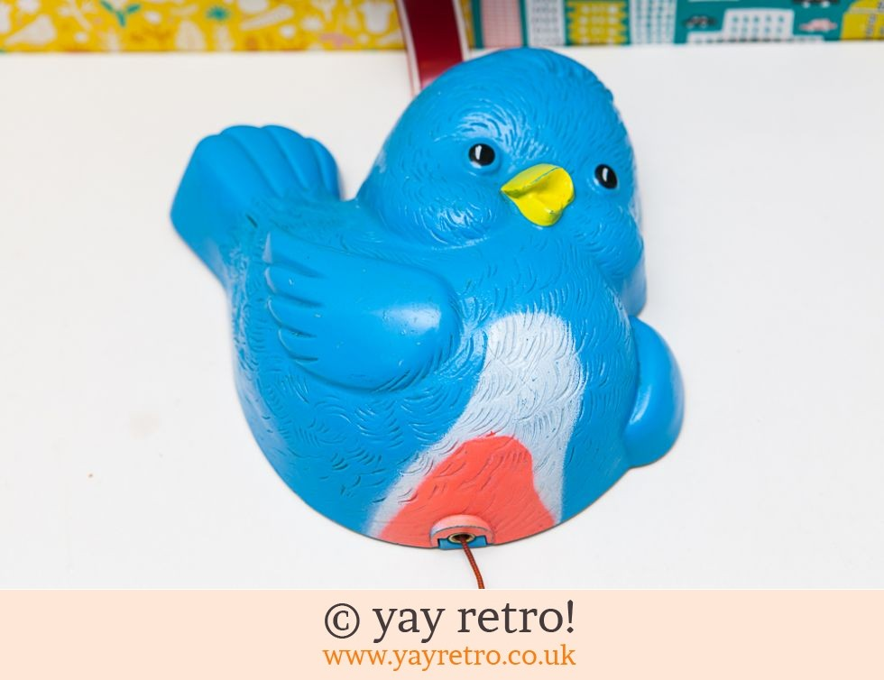 Fisher Price Bluebird 1968 (£17.00)
