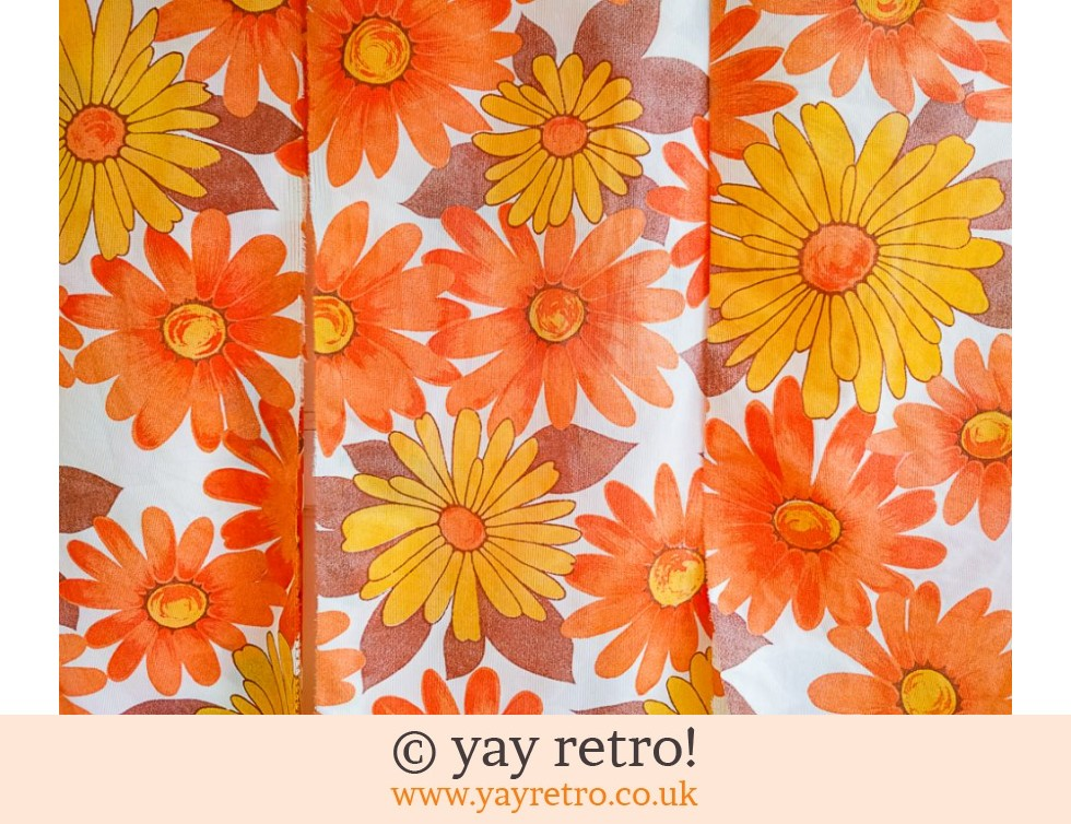 1960s Nylon Fabric Scrap Pack (£3.50)