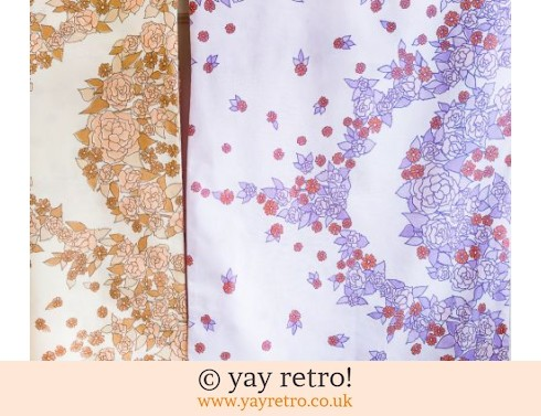 248: Vintage Pillowcases x 4 - Fantastic! (£7.00)