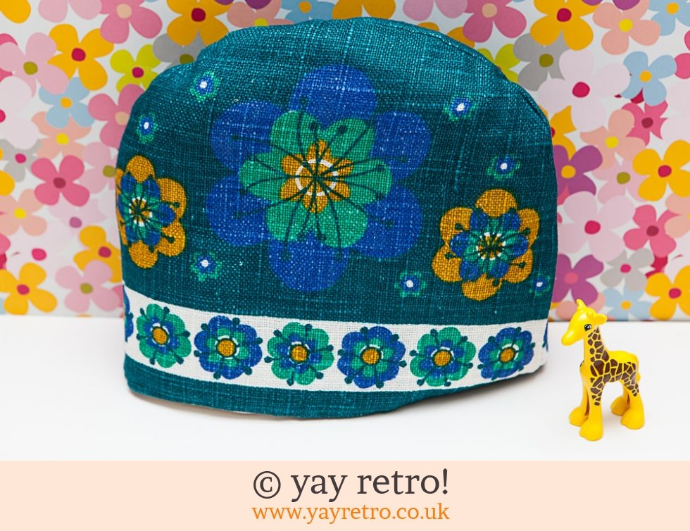 Old Bleach: As New Vintage 1960/70s Tea Cosy Scandi Style (£19.50)