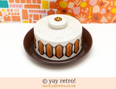 10: Vintage 1970s Butter Dish (£14.95)