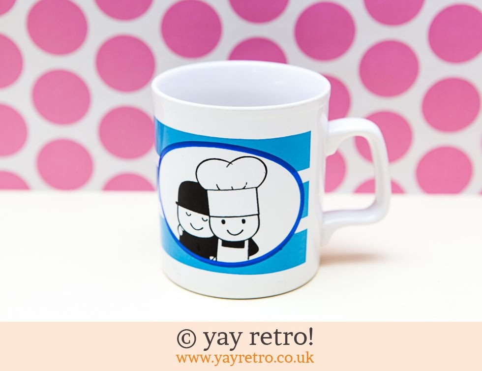 Kiln Craft: Vintage Homepride Fred Mug 1979 (£9.50)