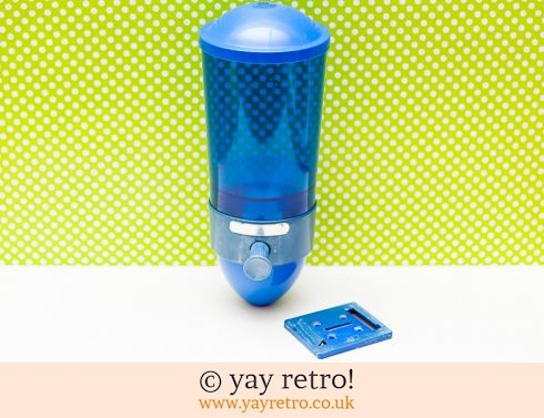 Blue Caddy-Matic Tea Dispenser (£26.50)