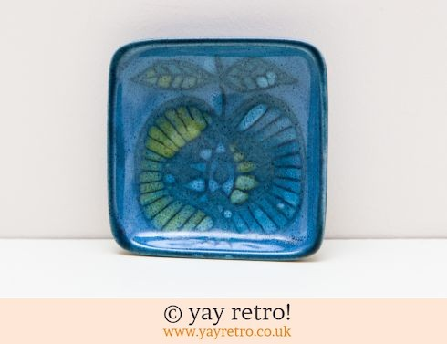 0: Mid Century Apple Dish (£15.00)