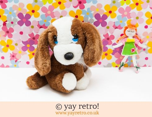 Large Kitsch Cuddly Dog Toy (£4.00)