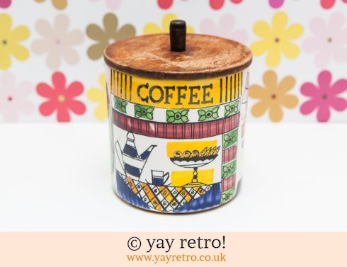 460: Gantofta Coffee Jar (£25.00)