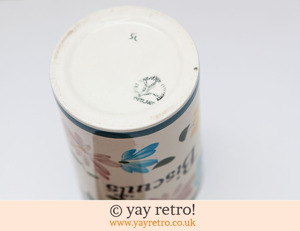Toni Raymond Biscuits Storage Jar (£5.50)