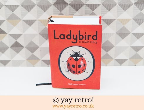 286: Ladybird A Cover Story New Book (£8.00)