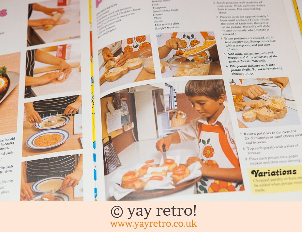 We Can Cook Ladybird Book (£12.75)