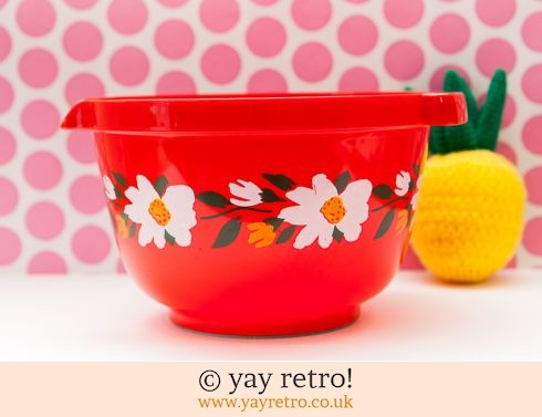 799: Stunning Vintage Mixing Bowl Like Emsa (£17.00)