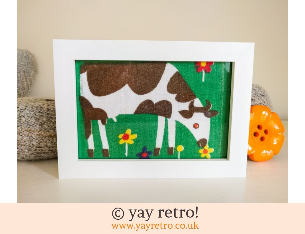 Galt Daisy the Cow Framed 6x4 (£9.75)