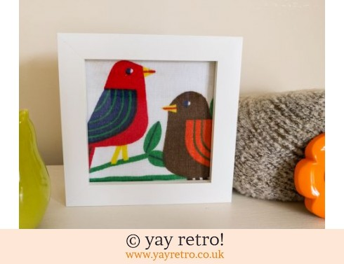 0: Galt Birds Framed 4x4 (£9.75)