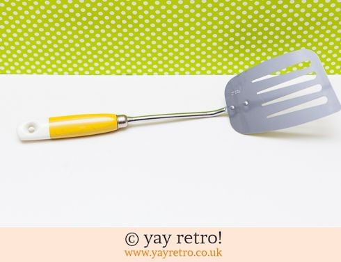 472: Vintage Skyline Yellow Fish Slice - Amazing (£12.50)