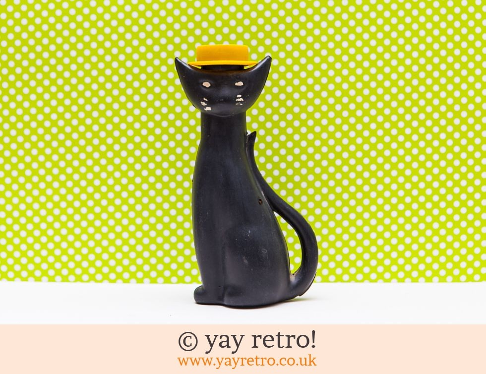 1950/60s Cat in Hat Money Box (£6.50)